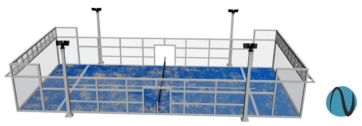 padelflex-nederland-tennisbaan-verlichting-glaswand-ondergrond-panoramica-baan-padel